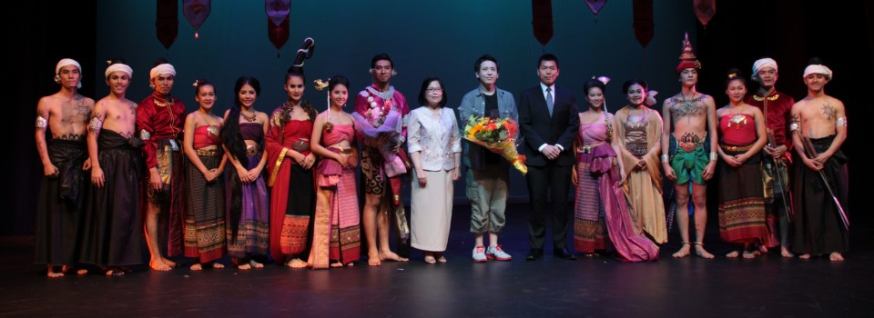 "Royal Thai Consulate-General in Vancouver and Bangkok University Presented ""LOR: Love, Obsession, Revenge"" in Vancouver"