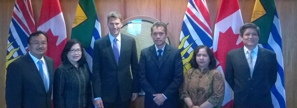 ASEAN Consuls-General met with Mayor of Vancouver
