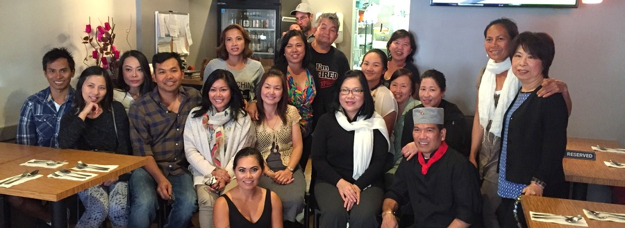 Consul-General in Vancouver Met with Thai Community and Kelowna Public Libraries to Promote Thai-Canadian Relationship and Cooperation