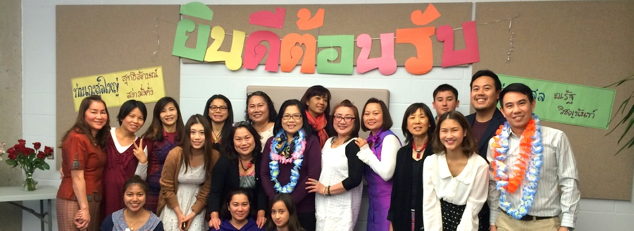 Consul-General in Vancouver Visited Whitehorse and Met with Thai Community to Promote Thai-Canadian Relationship
