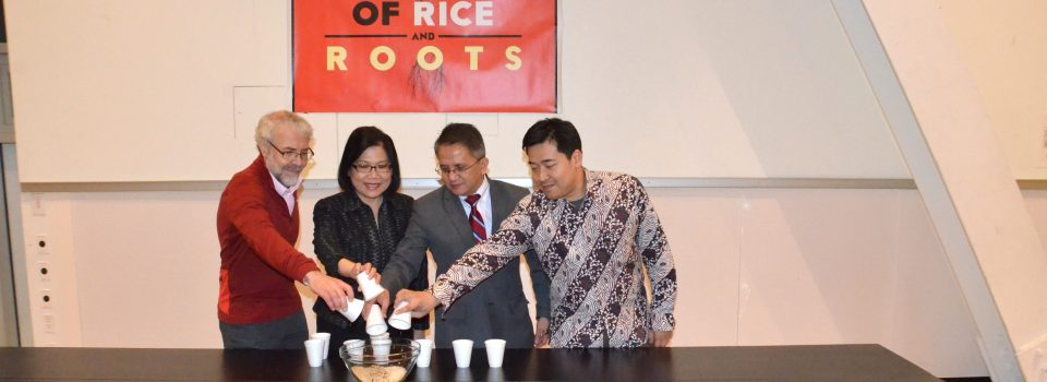 "Royal Thai Consulate-General in Vancouver Co-Orginized the Annual Event ""Of Rice and Roots 2017"" at UBC"