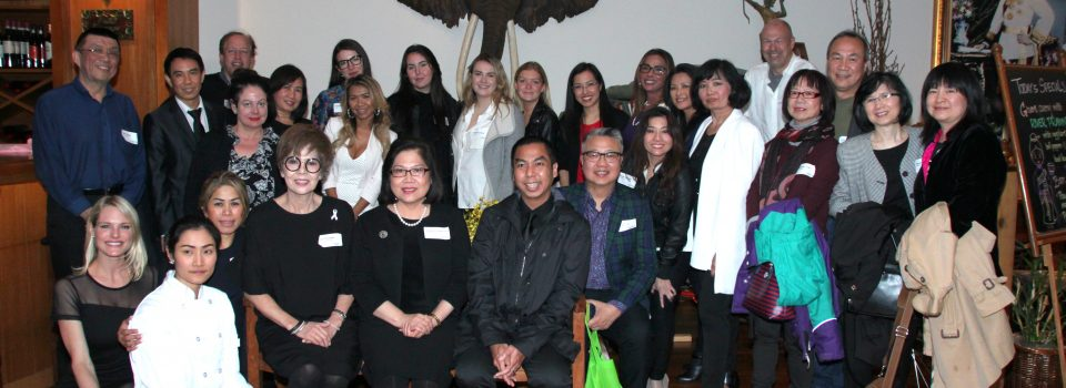 "Consul-General of Thailand to Vancouver participated in the ""Riceberry Rice Tasting Week"""
