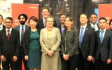 """Royal Thai Consulate-General in Vancouver Promoted Thai Culture during """"Asian Studies Day"""" at Langara College"""