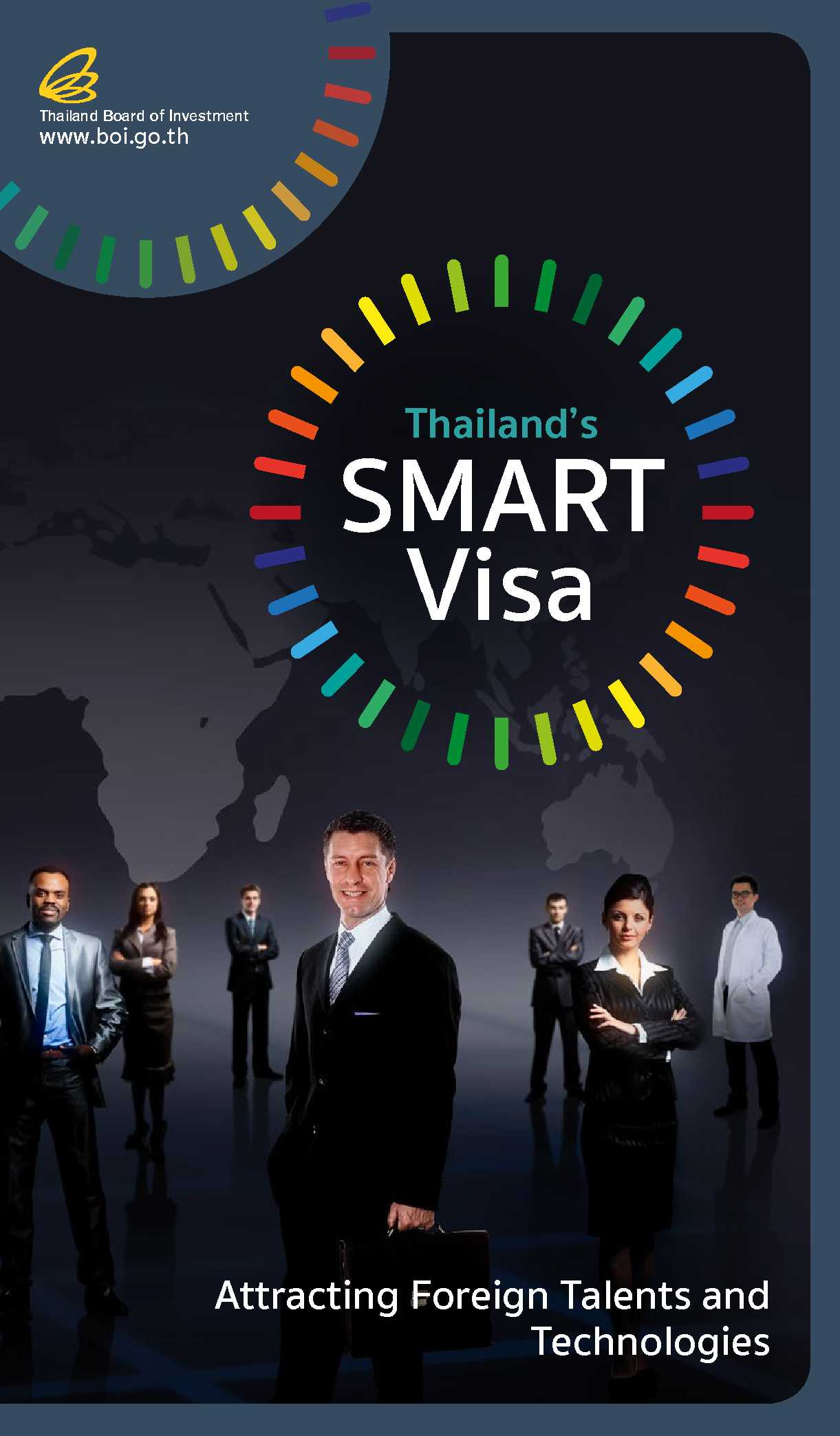 Announcement on SMART Visa Program
