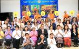 Consul-General of Thailand to Vancouver presided over the Visakabucha Day Buddhist Ceremony at Buddapanyanuntarama Buddhist Monastery in Burnaby