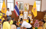 Royal Thai Consulate-General in Vancouver Organized Voluntary Public Service Activities on the Auspicious Occasion of the Coronation of King Rama X (4 May)