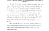 Announcement: Contract Proposal Invitation for the Organization of the 6th Thai Festival in Vancouver