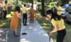 Royal Thai Consulate-General in Vancouver Organize Voluntary Public Service Activities on the Auspicious Occasion of His Majesty the King's Birthday Anniversary of 2552 B.E.