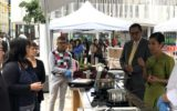 "The Royal Thai Consulate-General in Vancouver Participated the ""Silk Road Festival"" (6 Jul)"