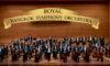 """งานแสดงคอนเสิร์ตเฉลิมพระเกียรติ """"Four Royal Orchestral Suites for His Majesty King Rama X"""" ระหว่าง วันที่ 21 – 22 พฤศจิกายน 2562 ณ โรงละครแห่งชาติ"""