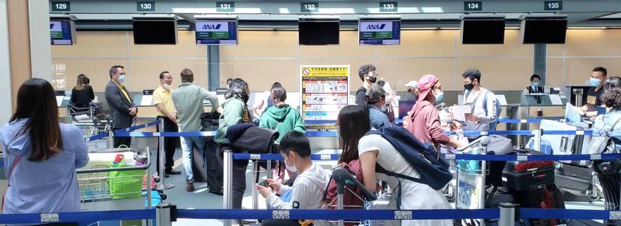จัดเที่ยวบินพิเศษนำคนไทยที่ตกค้างในแคนาดาเดินทางกลับประเทศไทยครั้งที่ 5 (วันที่ 22 กรกฎาคม 2563)