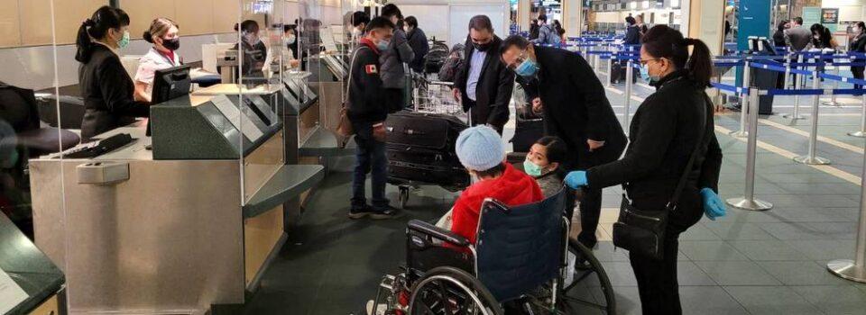 เที่ยวบินพิเศษนำคนไทยในแคนาดาเดินทางกลับประเทศไทยครั้งที่ 13 (27 ม.ค. 2564)